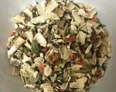 Savory Mushroom Soup With Wild Rice