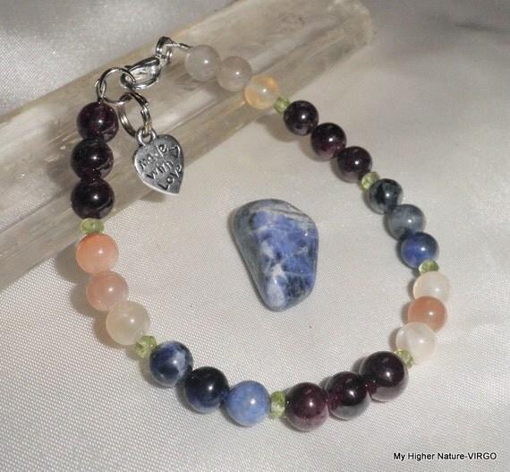 virgo astrology zodiac gemstone intention by myhighernature