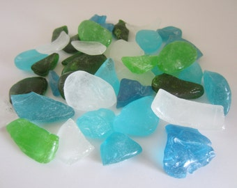 edible sugar sea glass 4 oz
