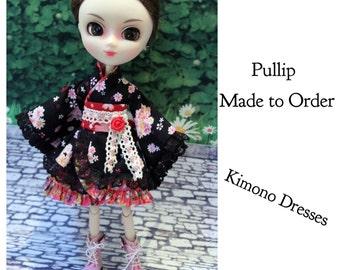 kimono Dresses Pullip, 1/6