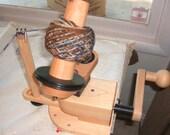 Wonderful Wooden Heavy Duty Jumbo Yarn Ball Winder-Last A Lifetime