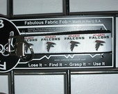 Atlanta Falcons NFL Football Team ~ I50 ~ Key Chain Fob ~ Zipper Pull