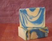 Linden Blossom Artisan Bar Soap (with sunflower oil)
