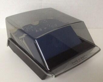 Rolodex S310C Address File Box Business Card Holder Vintage Phone Number Organizer