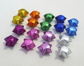 90 Cool Shine Colorful Jewels Origami Lucky Stars