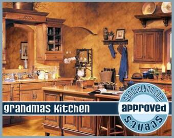 GRANDMA'S KITCHEN Fragrance Oil, 1 oz.