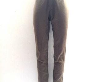 Mondi True Vintage Riding High Rise Waist Pants Wool European Designer Rare 36 2 True Vintage Apparel Clothing talkingfashion artedellamoda