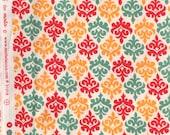 Urban Chiks Blossom Wallpaper verdigris FQ or more