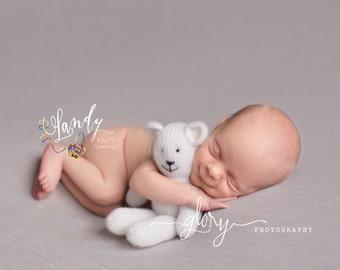 teddy bear, mini bear, bear photo prop, mini teddy bear, photo prop, baby girl, baby boy, baby shower gift, little teddy bear, little bear