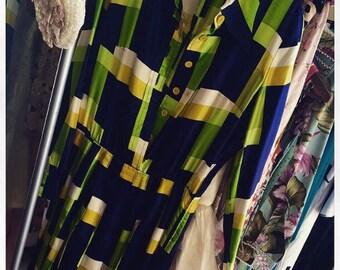 Vintage Chemise Dress
