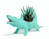 Ron the PLANTED Dimetradon - the Original Toy Planter