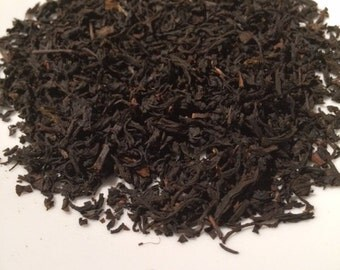 Organic Lapsang Souchong Loose Leaf Black Tea