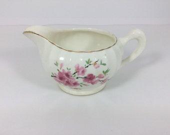 Vintage WS George Bolero Cherry Blossom Creamer