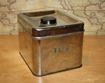 Tea Canister - Garnerware - item #1819