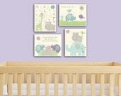 Kids Wall Art Nursery Dec...