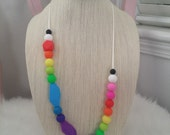 The Dahlia - Silicone Teething Necklace