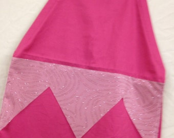 Sleeping beauty Inspired Girls' Apron
