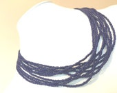 Custom Listing For Nicole ~ Two Custom Single Strand Necklaces