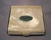 Vintage Celluloid Rhinestone Art Deco Box