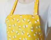 Full Apron - Bumble Bees