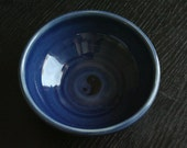 Deep Blue Balance Bowl