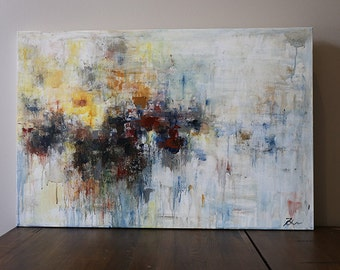 Acrylic Modern Abstract Painting Contemporary art,Original abstract acrylic painting, Abstract Painting,painting on Canvas, Original art