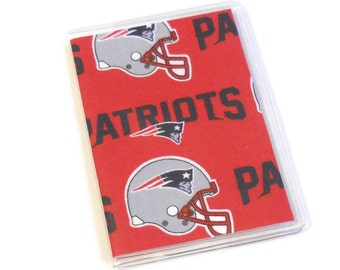 Passport Cover New England Patriots