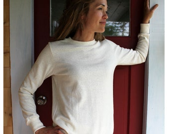 Hemp Thermal long sleeve top