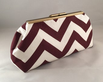 Clutch Purse - Hail State