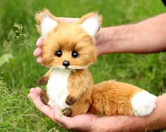 Fox Orange (made to order )