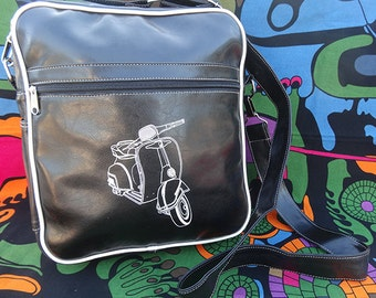 Shoulder bag - Messenger bag - Retro bag - Vintage bag