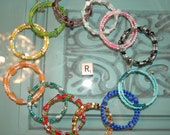 WHOLESALE LOT R OF 12 Double Loop Bracelet - Proceeds Benefit Cancer Research