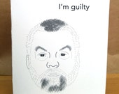 Making a Murderer Funny Valentine's Day Steven Avery Card