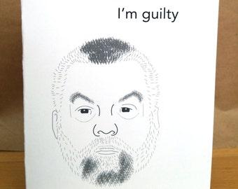 Making a Murderer Funny Valentine's Day Steven Avery Card