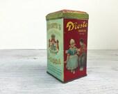 Antique Drostes Cocoa Tin