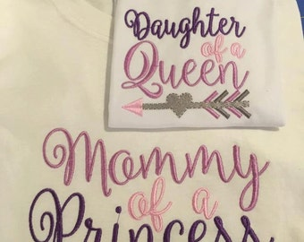 Mother/daughter T-shirts
