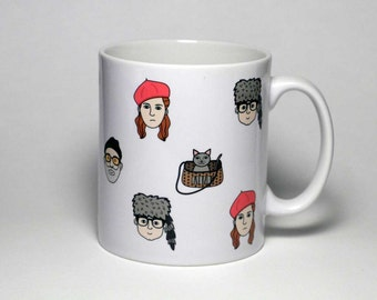 Moonrise Kingdom Mug