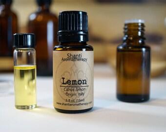 Lemon Essential Oil - pure essential oil
