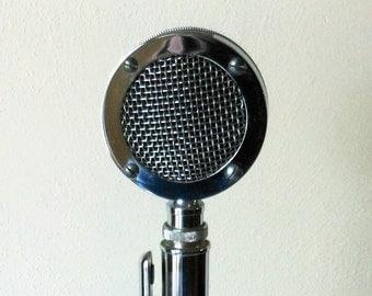 Vintage Astatic D-104 Radio Microphone