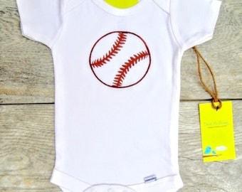 Children - Baseball - Softball - Toddler T-Shirt or Baby Onesie