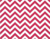 Pillow sham in Chevron