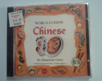 World Cuisine Chinese cd-rom Madeleine Greey