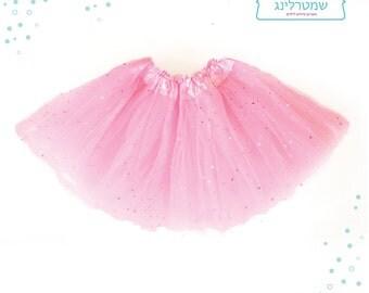 PINK tutu Halloween costume Tutu skirts Ballet Tutu Dress up PINK with glitter