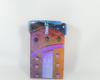 New York Hi-Rise Condo Apartments - House - Candle Holder