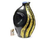Buchtal Studio Style Vase Desgin Theo Rathgeber Biomorph Pottery Art  50s