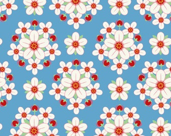 Arkansas Deco State by Tiffany Lerman of In The Beginning Fabrics
