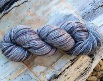 Royal Baby Alpaca Yarn Worsted Weight hand dyed 100 grams