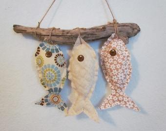 Fish Wall Hanging