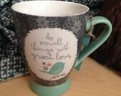 Coffee Mug, Tea Cup, Gift - Do Small Things With Great Love