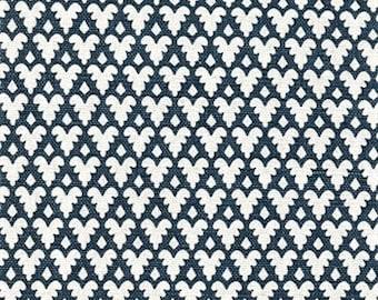 3BM Designer Pillow Cover - Lumbar, 16 x 16, 18 x 18, 20 x 20, 22 x 22 - Veta Indigo